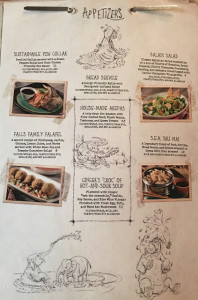 Skipper Canteen Disney World Gluten Free Dining Review